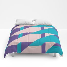 Abstract Glow #society6 #glow #pattern Comforters