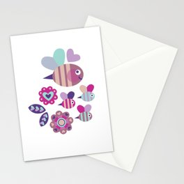 Bee Lovely Stationery Cards