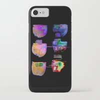neon iPhone & iPod Cases featuring neon by clemm