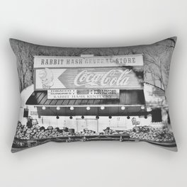 Rabbit Hash General Store Rectangular Pillow