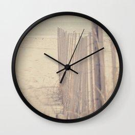 Memories of the Ocean Wall Clock