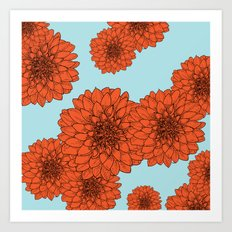 Flower Two Art Print