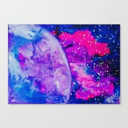 A Galaxy of my Own Canvas Print