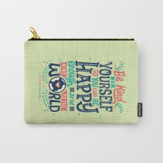 Be kind to yourself Carry-All Pouch
