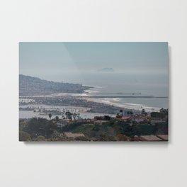 San Diego Lookout pt.5 Metal Print