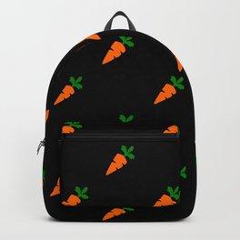 carrot pattern desgin Backpack