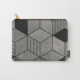 Random concrete hexagons Carry-All Pouch