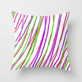 Pattern 23 #soiety6 Throw Pillow