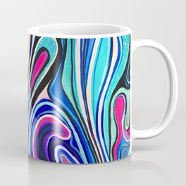 Untitled Colorful Acrylic Painting Coffee Mug