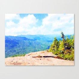 Noonmark Canvas Print
