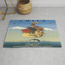 Vintage poster - Chile Rug
