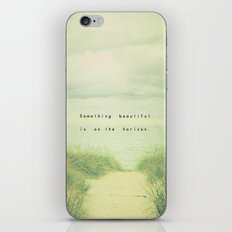 Something Beautiful iPhone & iPod Skin