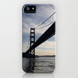 Golden Gate Bridge - City of San Francisco iPhone Case