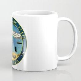Alaska seal vintage  Coffee Mug