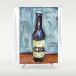 Kentucky Breakfast Stout Shower Curtain
