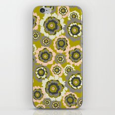 Floral3 iPhone & iPod Skin