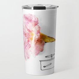 Victroflower Travel Mug