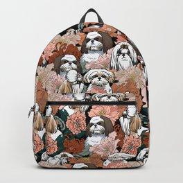 Because Shih Tzu Backpack