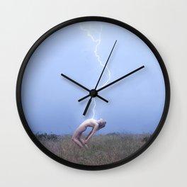 Send Nudes Wall Clock