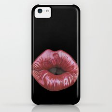Hot Lips iPhone 5c Slim Case