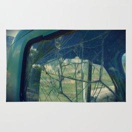 Busted Window Rug