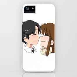 Jumin X MC Valentine's Day iPhone Case