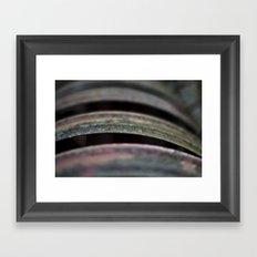 Rainrust Framed Art Print
