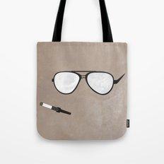 Hunter S. Minimal Tote Bag