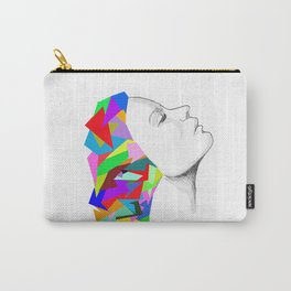 colorful mind Carry-All Pouch