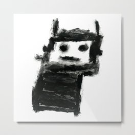 Jack's Monster Metal Print