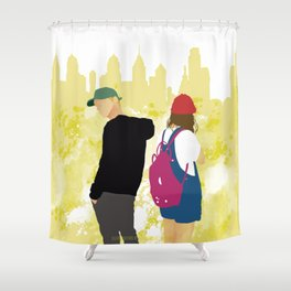 Whatever It Takes Shower Curtain