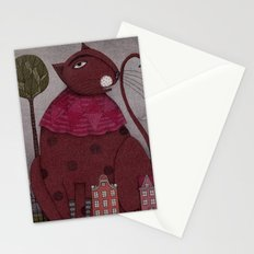 It's a Cat! Stationery Cards