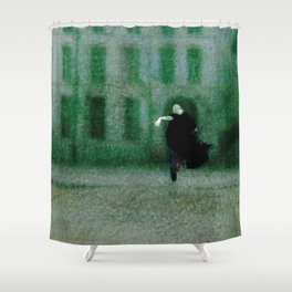 The Monster Series (2/8) Shower Curtain
