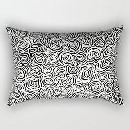 65 Roses Rectangular Pillow
