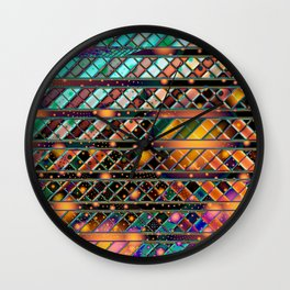 Astral Continuum Wall Clock