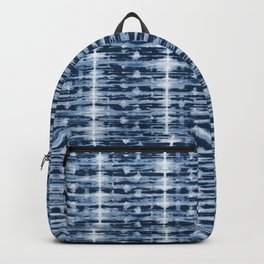 X-Ray Shibori Stripes Backpack