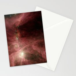 The Sword of Orion Space Galaxy Stationery Cards