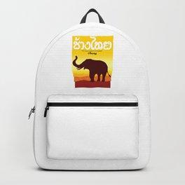 Chang Thai Backpack