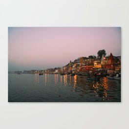 Wake up, Benares Canvas Print