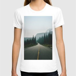 Road trip to the mountains T-shirt