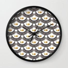 RBG-Queen-2 Wall Clock