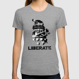 LIBERATE (VIVA DALEK!) T-shirt