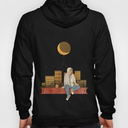 The Stars Above The Ones Under My Feet Hoody