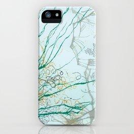 Memoir #4 iPhone Case