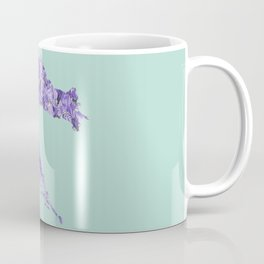 Croatia in Flowers Coffee Mug