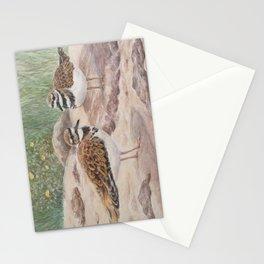Killdeer at Monterey Bay Aquarium Aviary Stationery Cards