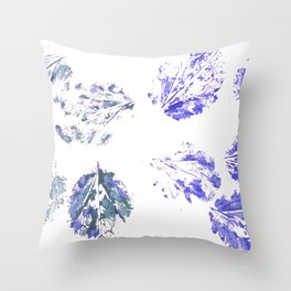Autumn leaves 7 Throw Pillow