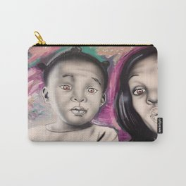 Beautiful Human Carry-All Pouch