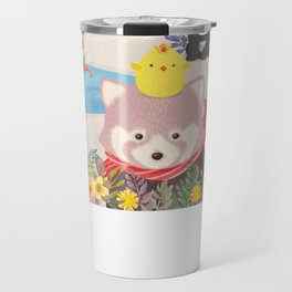 Roo's forest friend Travel Mug