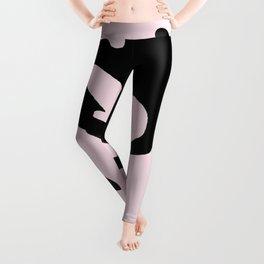 Ink Blotch Leggings